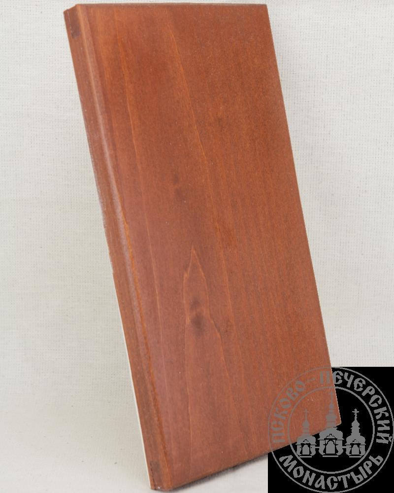Иконная доска плоская 13x25 см, левкас