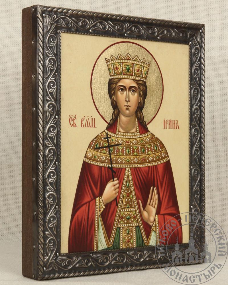 Ирина святая великомученица [ИСПБ(басма)]