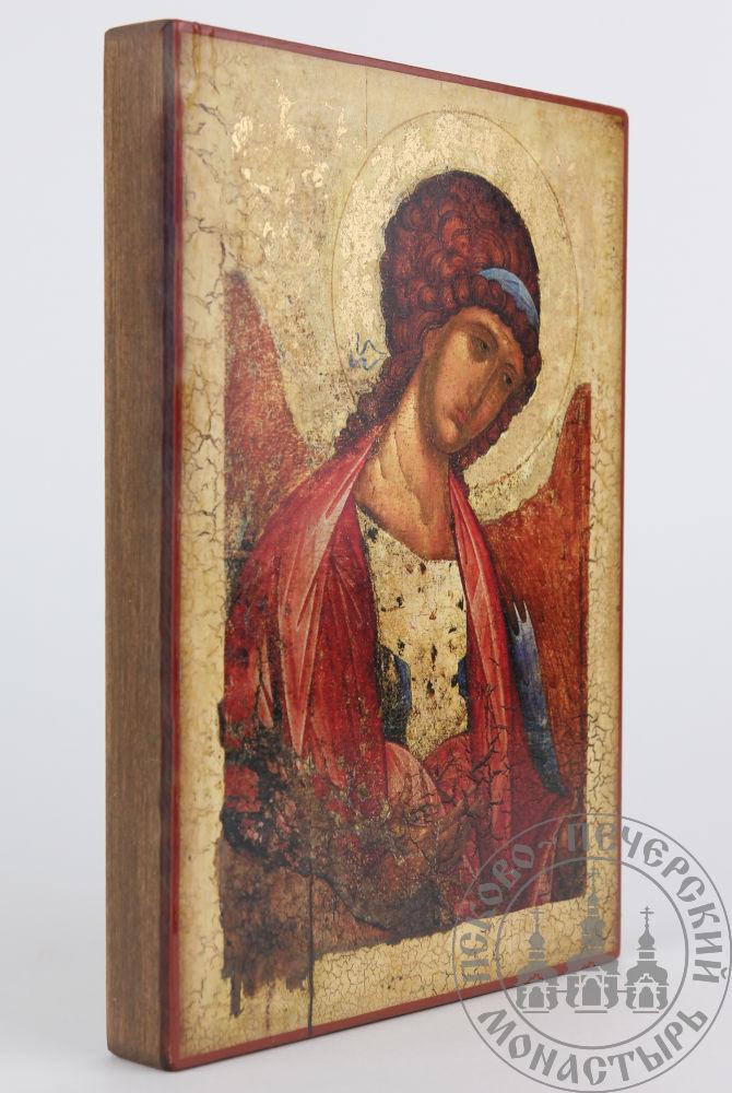 Михаил Архангел (список с А.Рублева) [ИПП-1217]