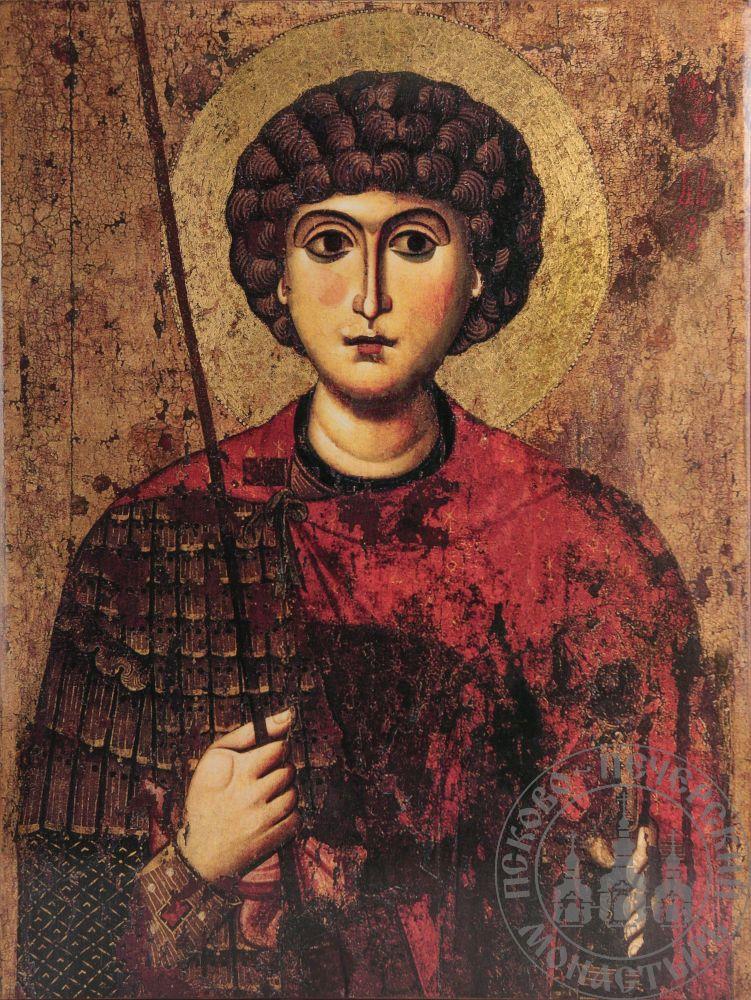 Георгий Победоносец святой великомученик [ИПП-3040]