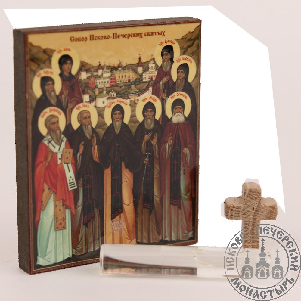 Собор Псково-Печерских святых. Набор паломника