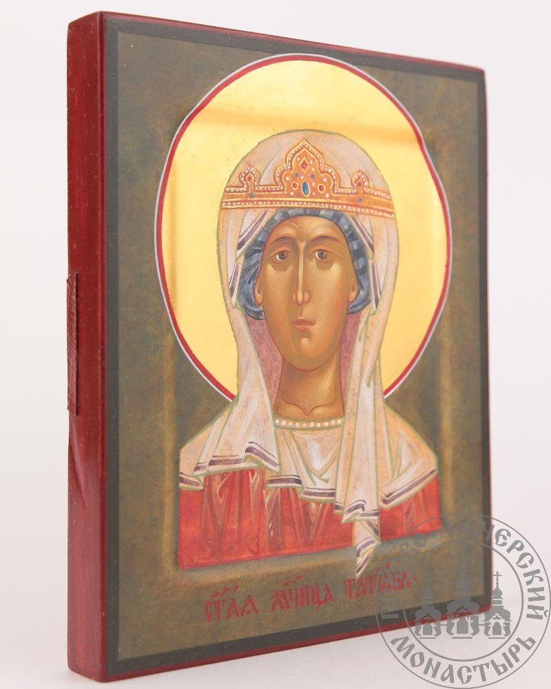 Татиана святая мученица [Рукописная]