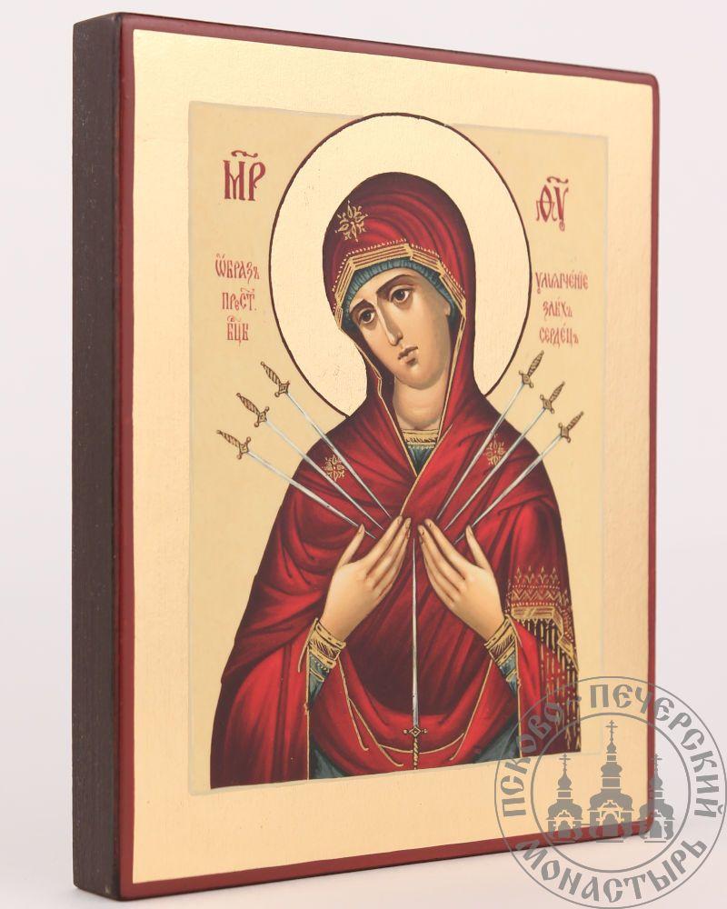 Умягчение злых сердец образ Пресвятой Богородицы [ИППФ-1316]