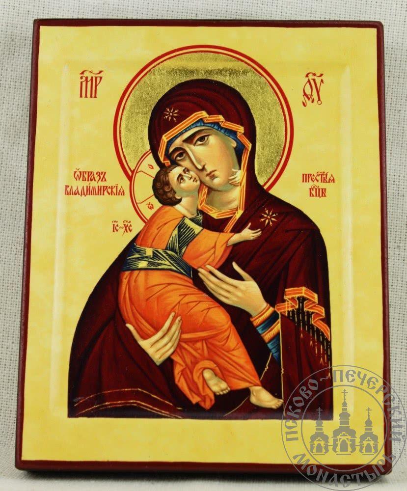 Владимирская Икона Божией Матери [МКЗ-1114]