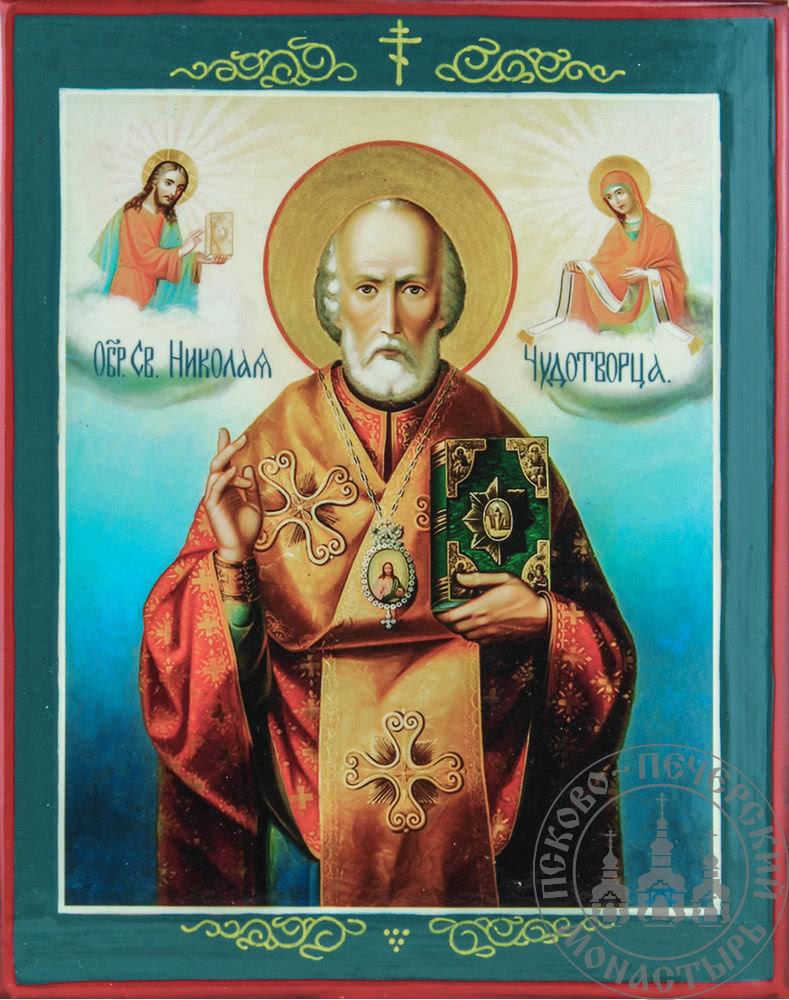 Николай Святитель (Александро-Невская лавра) [ИСУ]