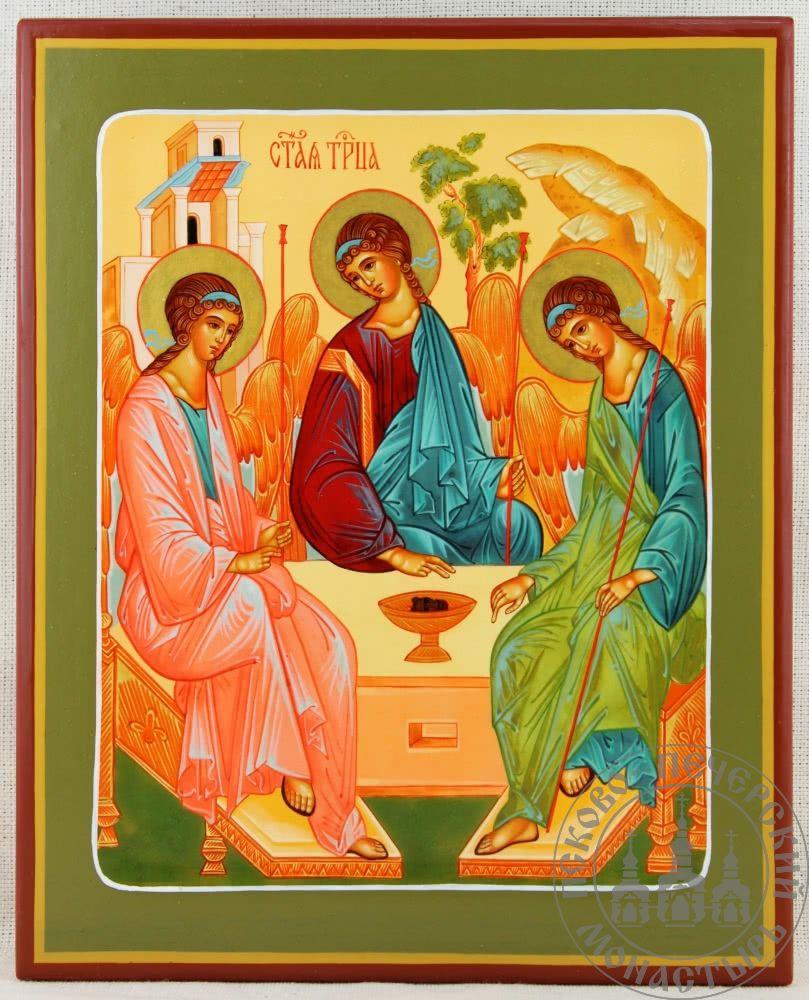 Троица Пресвятая (2016г) [ИМАК]