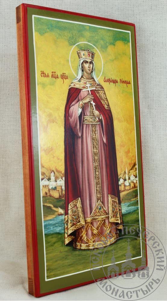 Александра святая мученица (ростовая) [ИСПУ]