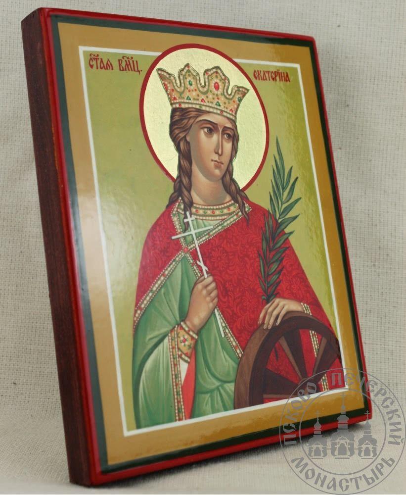 Екатерина святая великомученица [ИСП]