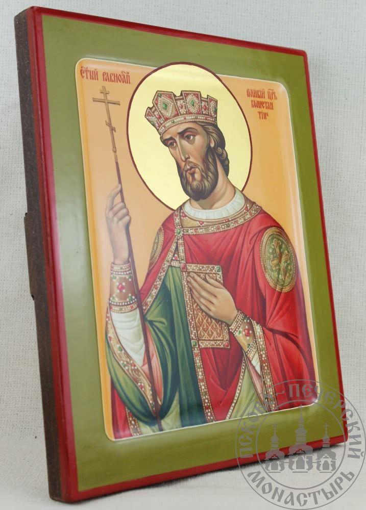 Константин святой равноапостольный царь [ИМАК(нимб)]