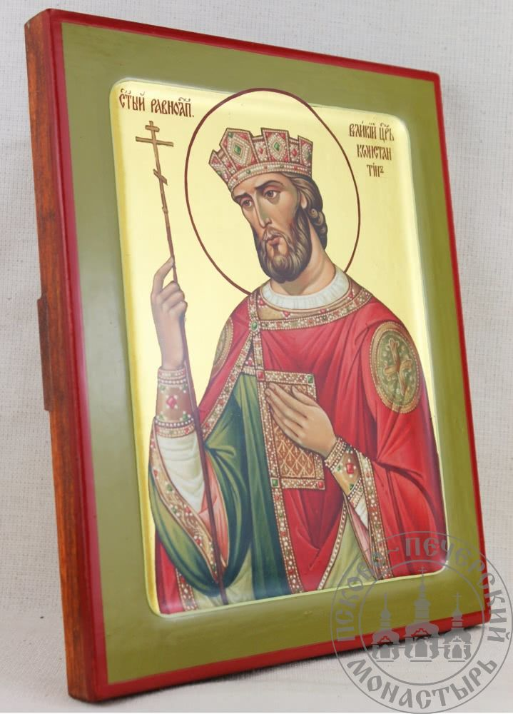 Константин святой равноапостольный царь [ИМАК(фон)]