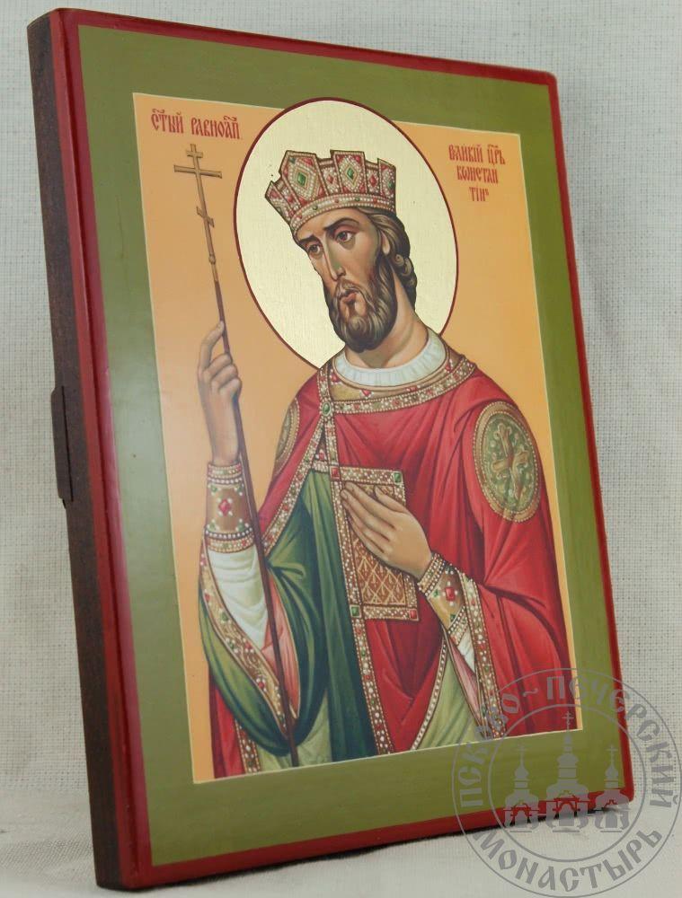 Константин святой равноапостольный царь [ИМАП(нимб)]