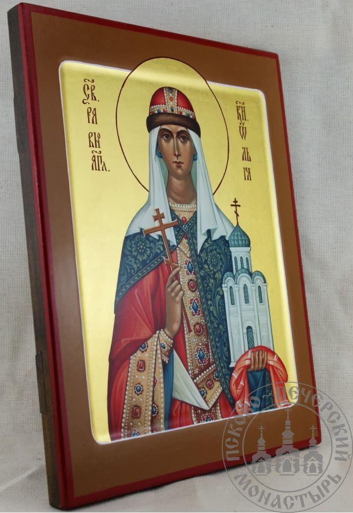 Ольга святая равноапостольная княгиня [ИБК(фон)]