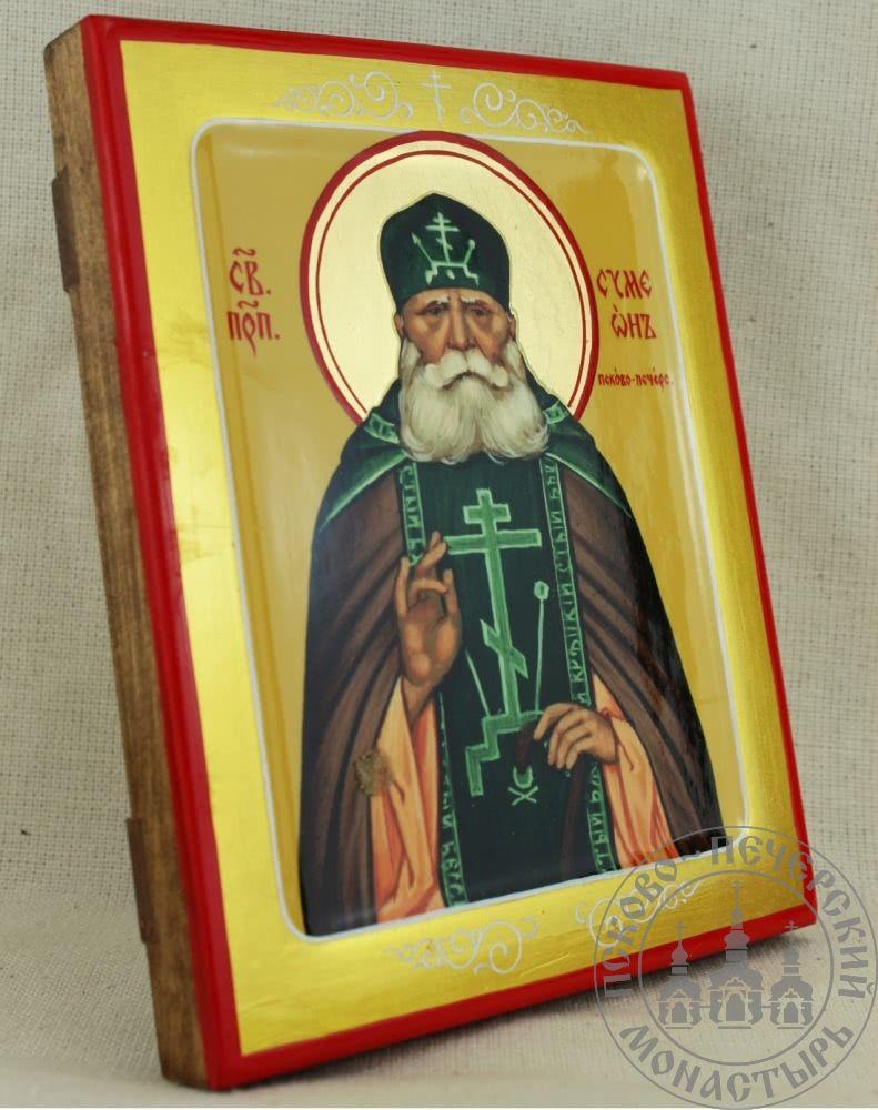 Симеон Псково-Печерский святой преподобный [ИСК]