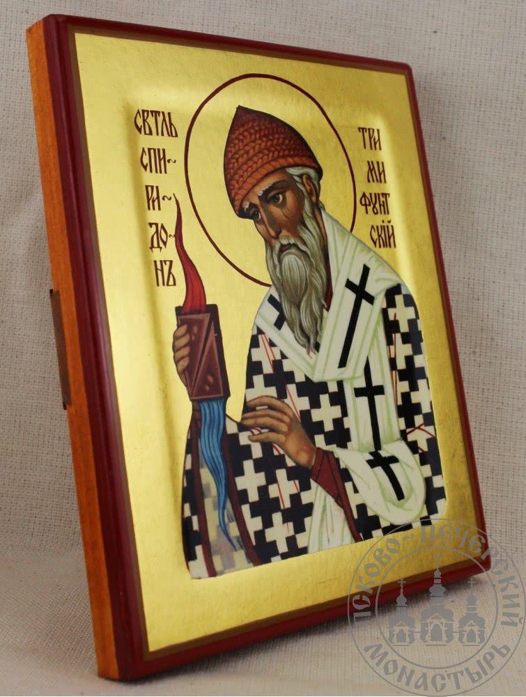 Спиридон Тримифунтский святитель [ИСКЗП]