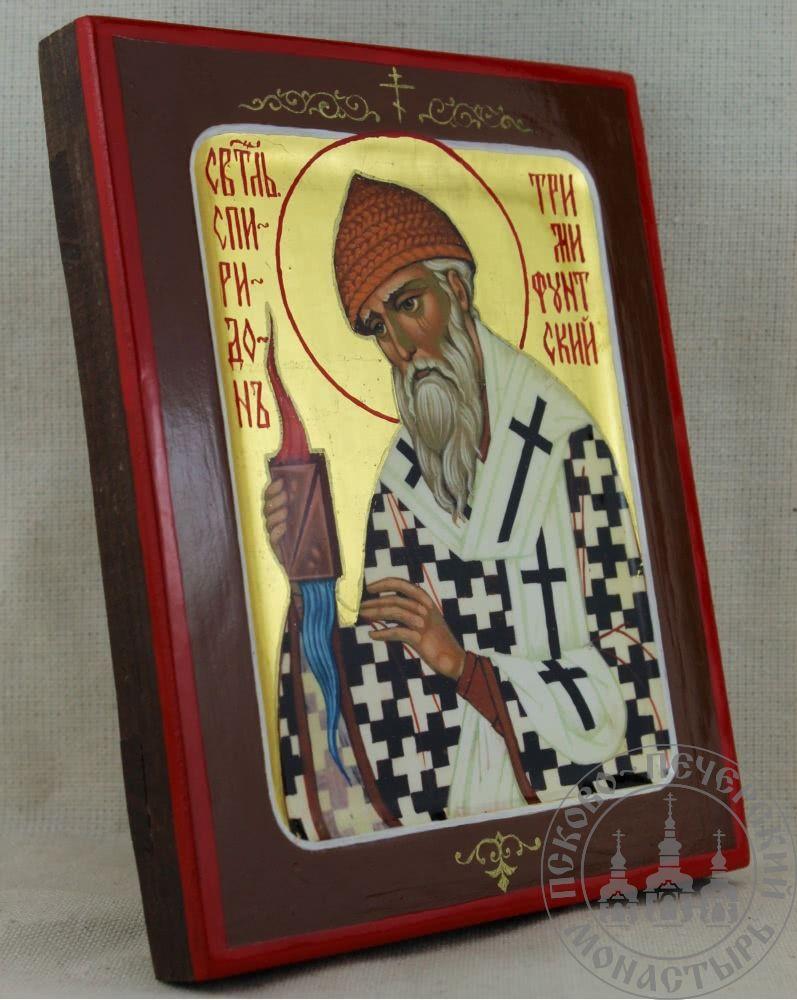 Спиридон Тримифунтский святитель [ИСКЗ]
