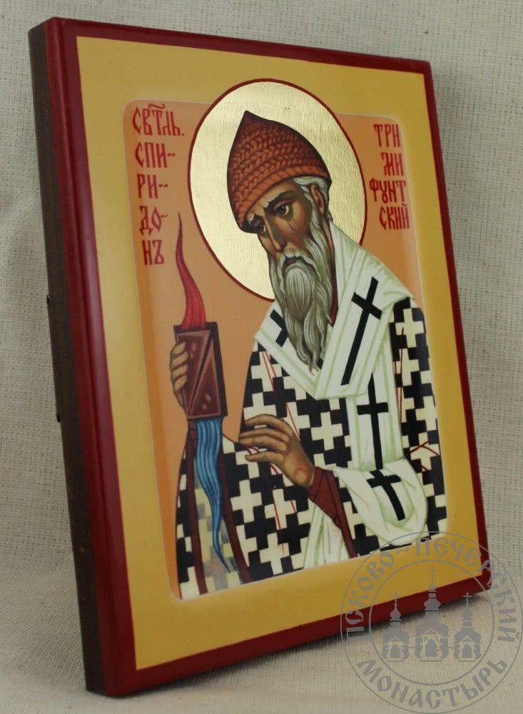 Спиридон Тримифунтский святитель [ИСК]