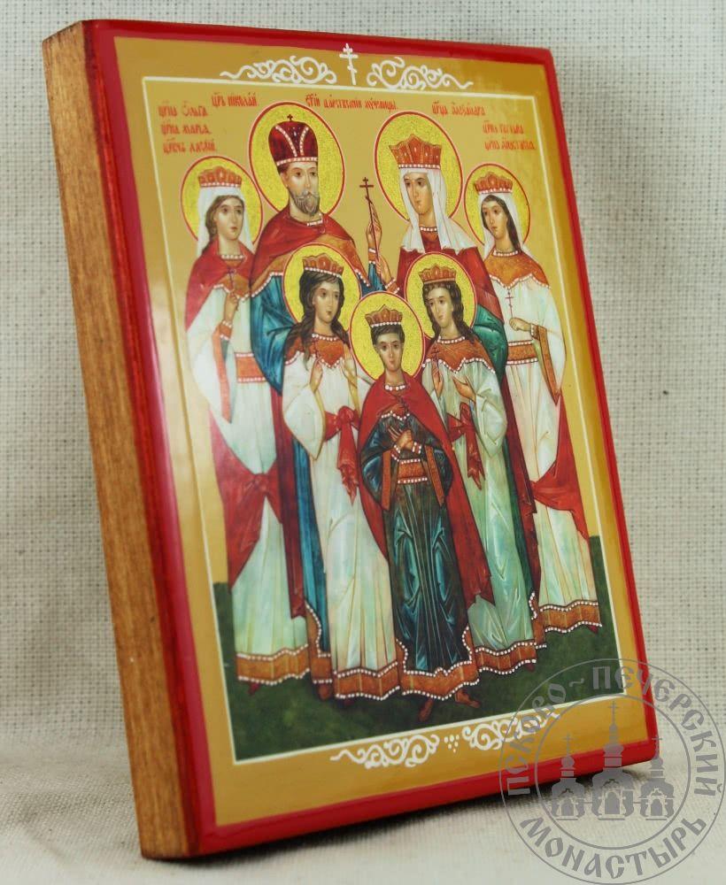 Царская семья, святые царственные страстотерпцы [ИСУ]