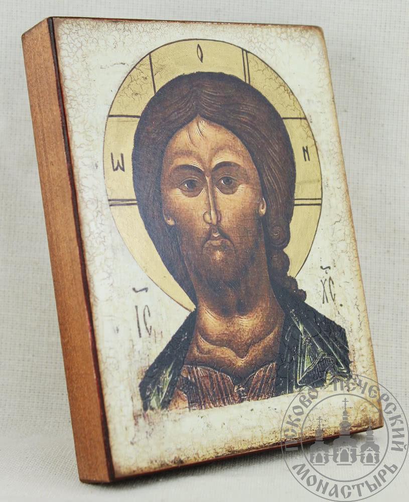 Спас оплечный (старинный) [ИП-1114]